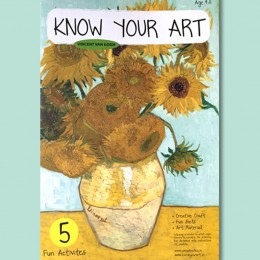 Vincent Van Gogh Art Kit