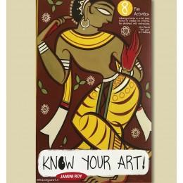 Jamini Roy Art Kit