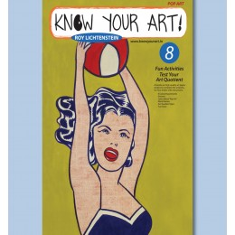 Roy Lichtenstein Art Kit