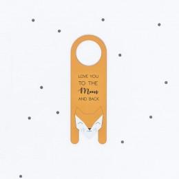 The Fox Door Hanger