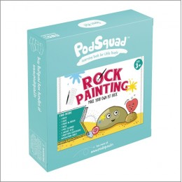 Rock Painting Activity Box