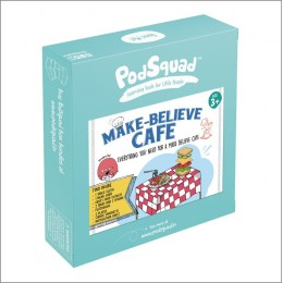 Make Believe Cafe -  Activity Box
