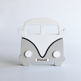 Camper Van - Grey