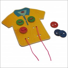 T Shirt Tailor - Sew The Buttons