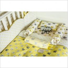 Ba Ba Black Sheep Mini Bed Set
