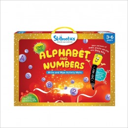 Alphabet & Numbers - Combo Pack