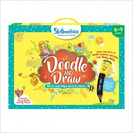 Educational Game-Doodle and Draw