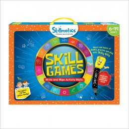 Educational Game-Skill Games