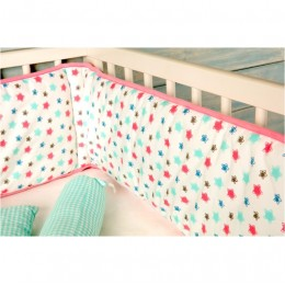 Starry Day - Bumper Pad Set