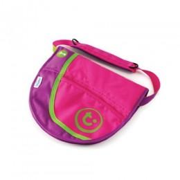Trunki Saddlebag - Pink/Purple