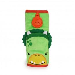 SnooziHedz Seatbelt Pad Dino