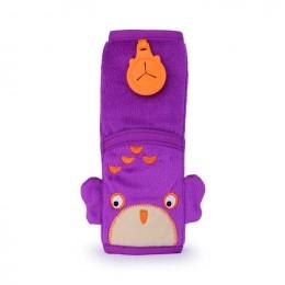 Snoozihedz Seatbelt Pad Owl