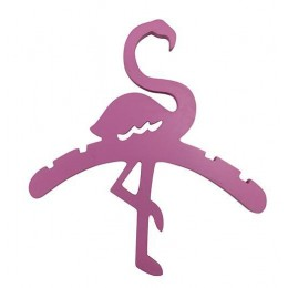 Flamingo Cloth Hanger (Set of 2)