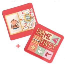 Little Performers and Find Me First - Activity Cards