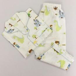 Organic Prince Pajama Set