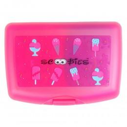 Ice Cream Lunch Box - Pink