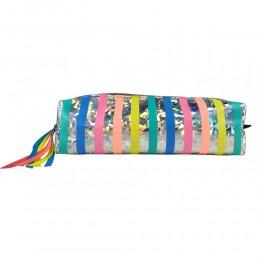 Stripe Love Pencil Case