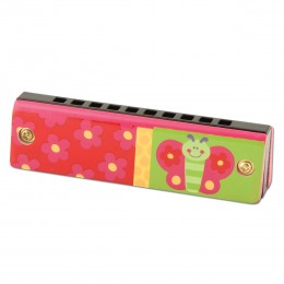 Harmonica Butterfly -Musical