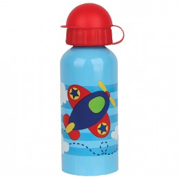 Stainless Steel Water Bottle Airplane