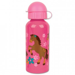 Stainless Steel Bottle Girl Horse