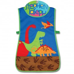 Stephen Joseph Craft Apron - Dino