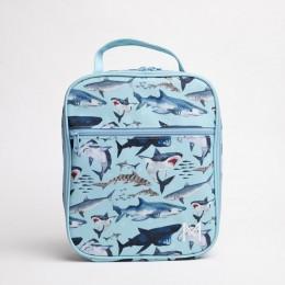 Insulated Lunch Bag -Shark
