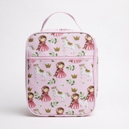 Insulated Lunch Bag -Princess