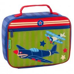 Stephen Joseph Boys Classic Lunch Box - Airplane