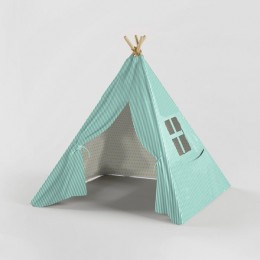 Beach Shack -Teepee - Blue