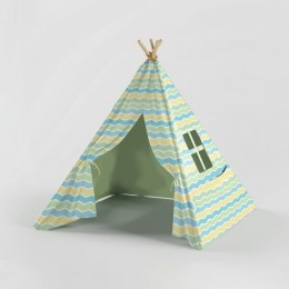 Beach Shack -Teepee - Chevron
