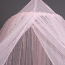 Shimmer Pink Canopy