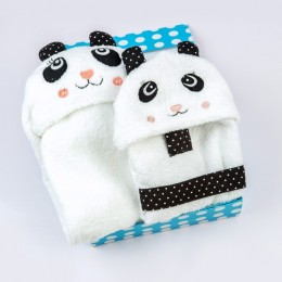 Spa Time Baby / Toddler Gift Set (Panda)