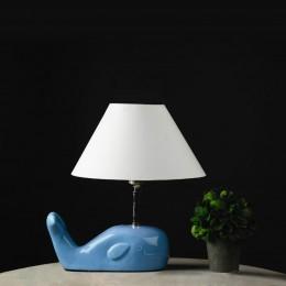 Blue Whale Lamp