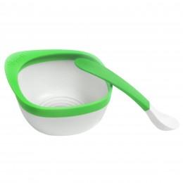 Zoli MASH Bowl and Spoon Kit- Green