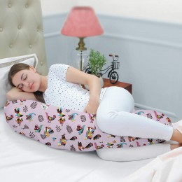 Rabitat Duo Motherhood Multi Function Pillow - Magnolia