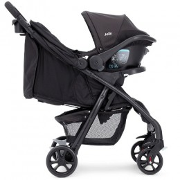Joie meet muze, lx travel system