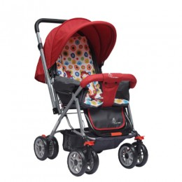 R for Rabbit Lollipop Lite Colorful Baby Stroller and Pram