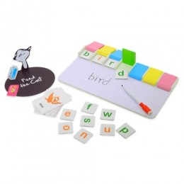 Spell Cat Activity Board