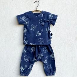 Zoo Bag - Angarakha and Pyjama Set
