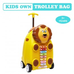 R for Rabbit Orapple Kids Trolley Bags