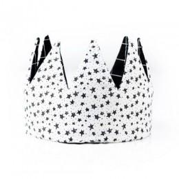 Crown -Black & White