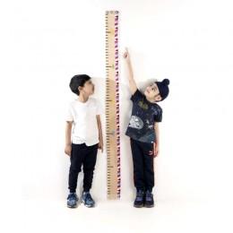 Burlap Height Measuring Chart