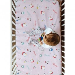 Fitted Crib Sheet - Totally Adorable