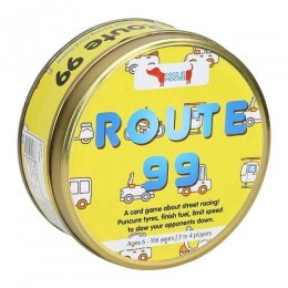 Route 99 Card Game