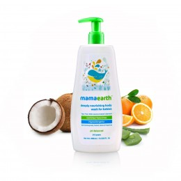 Mamaearth Deeply Nourishing Body Wash for babies, 400ml