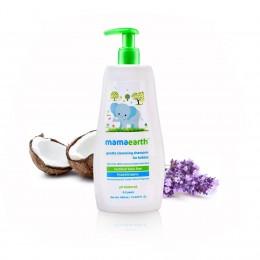 Mamaearth Gentle Cleansing Shampoo, 400ml