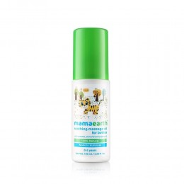 Mamaearth Soothing Massage Oil, 100ml