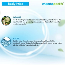 Mamaearth Joyful Jasmine Body Mist For Babies