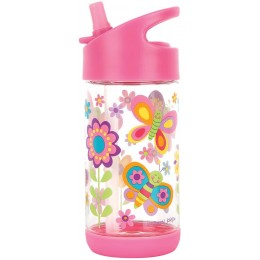 Flip Top Bottle - Butterfly
