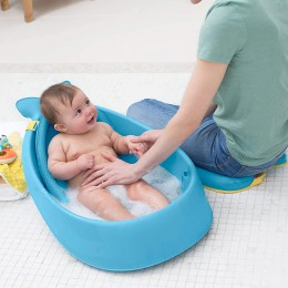 Skip Hop Moby Bathtub With Sling, Blue
